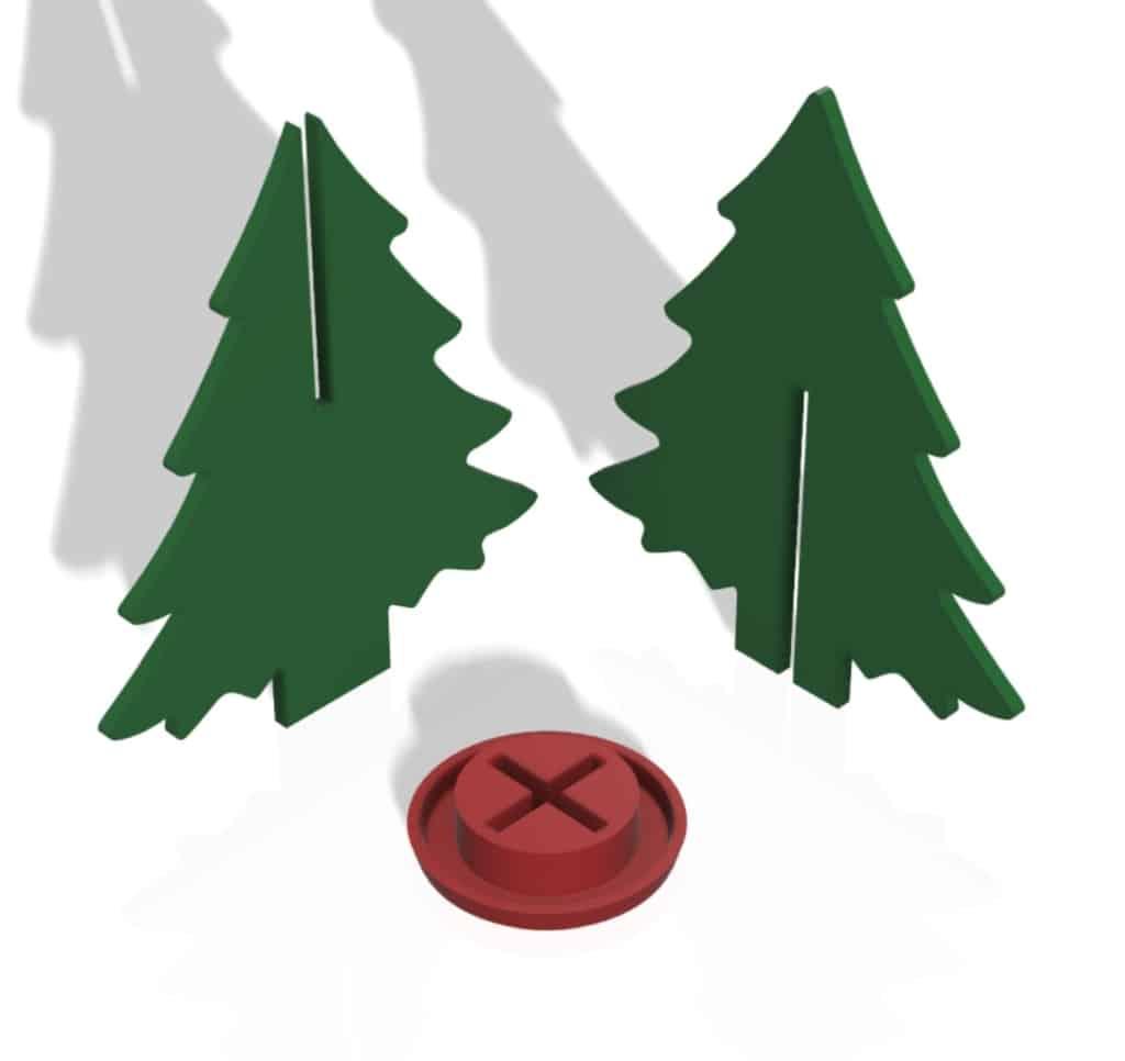 HJV Christmas Tree Appart