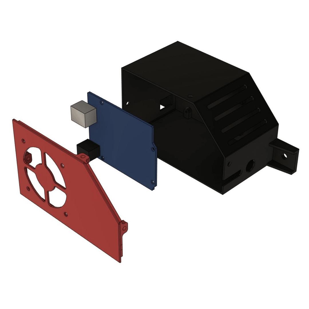 CNC Shield Kotelo